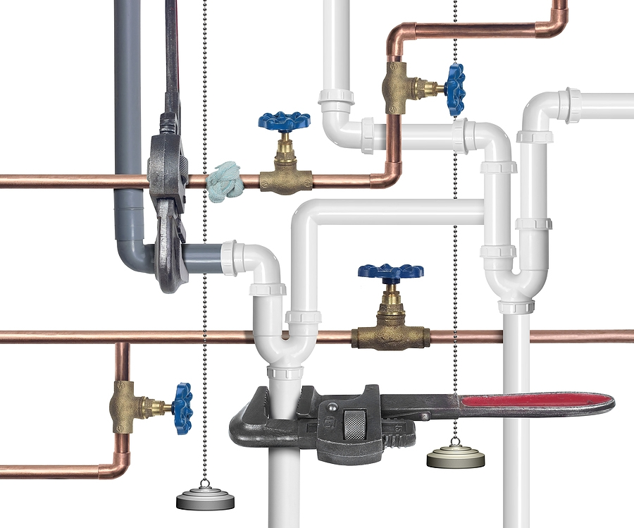 Plumbing problems types plumbing problems for Types of pipes used in plumbing